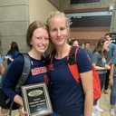 Smith awarded $1,000 scholarship at volleyball tournament