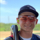 Emilio Carvalho Takes Aim at Junior Olympics in Bunker Trap Shooting