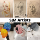 SJM Student Artists Express Themselves and Support Others