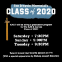 KNXT Channel 49 | Graduation Program for SJM Class of 2020!