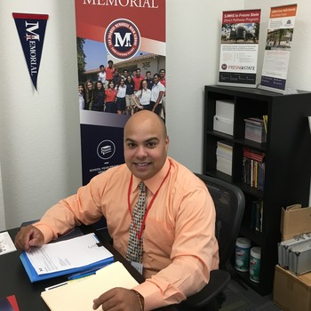 Felix Lugo named Director of the International Student Program