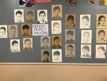 Creating a kinder world through art