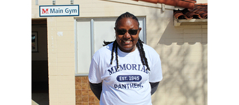 The Globetrotter Comes Home: Jackie White '80 Returns to Coach Women's Basketball