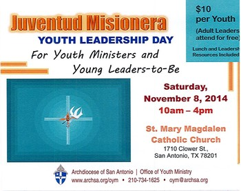 Juventud Misionera Youth Leadership Day