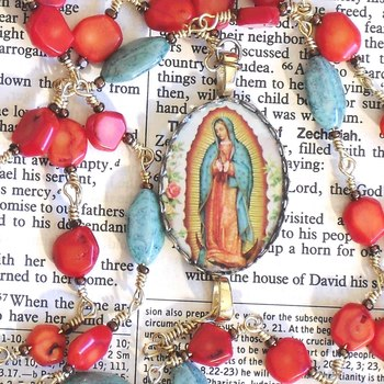 Our Lady Of Guadalupe Prayer of The Rosary