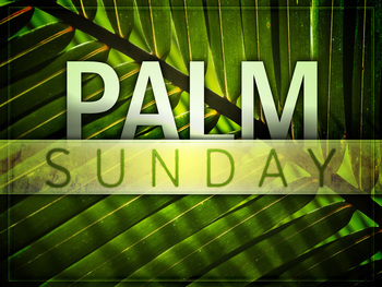English Mass (Palm Sunday)