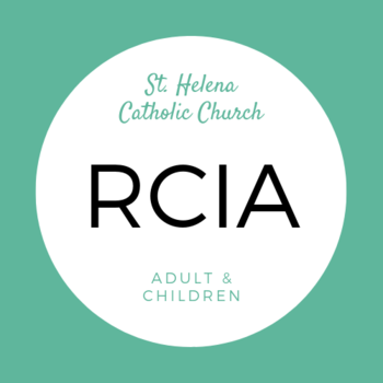 First Day of RCIA (Adult & Children)