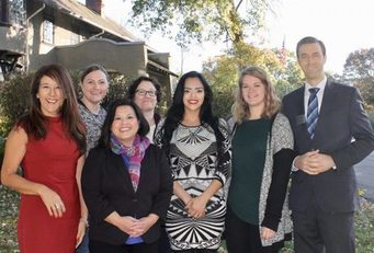 Catholic Charities' Immigration Legal Services Team