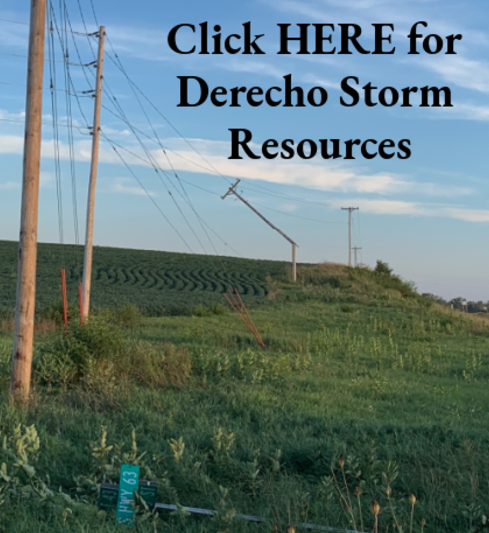 Click Here for Derecho Storm Resources