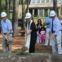 Groundbreaking marks milestone in new church construction