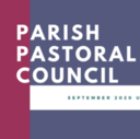 An update from the Parish Pastoral Council
