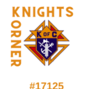 Knights of Columbus council installs new officers