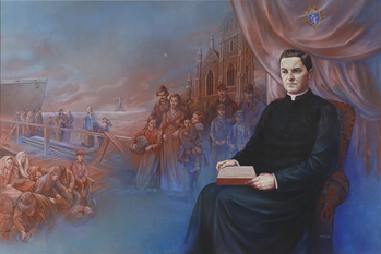 Knights' founder Fr. McGivney beatified on Oct. 31