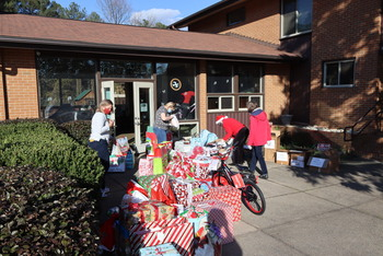 Share Your Christmas: Parish collects more gifts than ever in difficult year