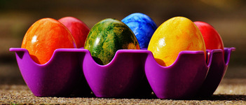Keeping tradition while keeping distance: Easter egg hunt goes virtual