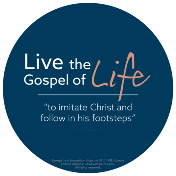 Respect Life Reflection: Live the Gospel of Life