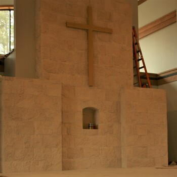 Building update: Features of our new sanctuary