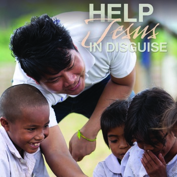 2nd Collection: Catholic Relief Services
