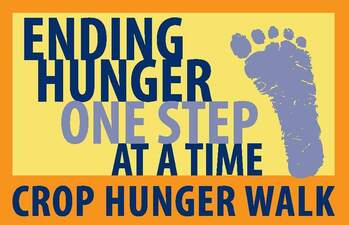 CROP Walk: Showing mercy to the hungry