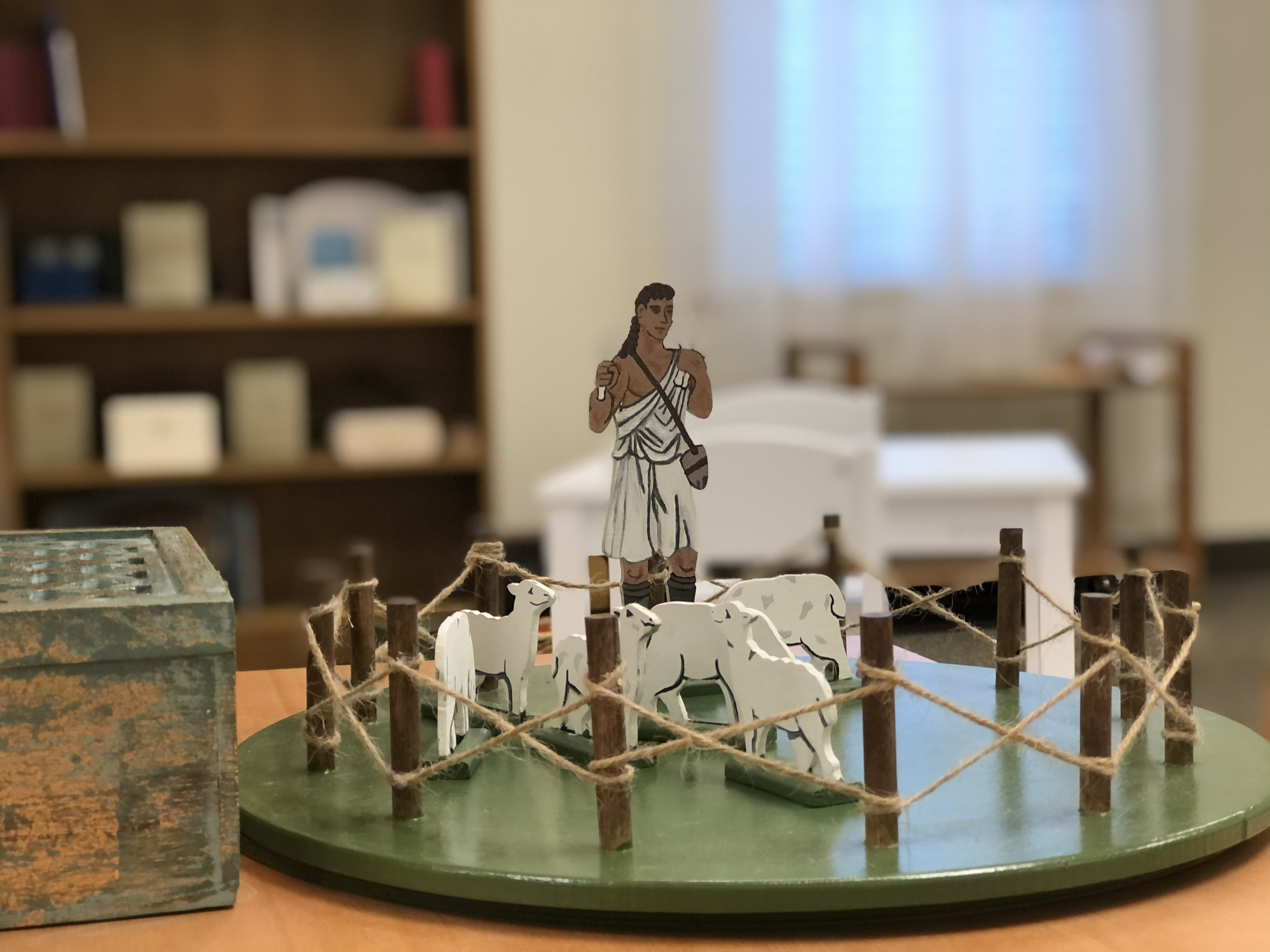 Open House for New Catechesis of the Good Shepherd Atrium set for August 1