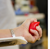 Parish blood donations exceeded goal