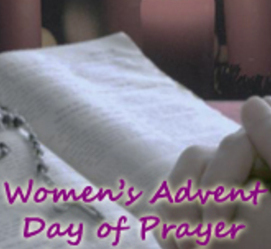 WOW presents 7th Annual Advent Day of Prayer