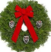 LAST CHANCE TO ORDER CHRISTMAS WREATHS THIS WEEKEND!