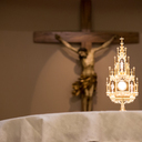 Adoration at Sacred Heart