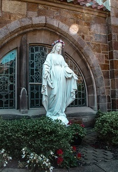 Solemnity of Mary Vigil