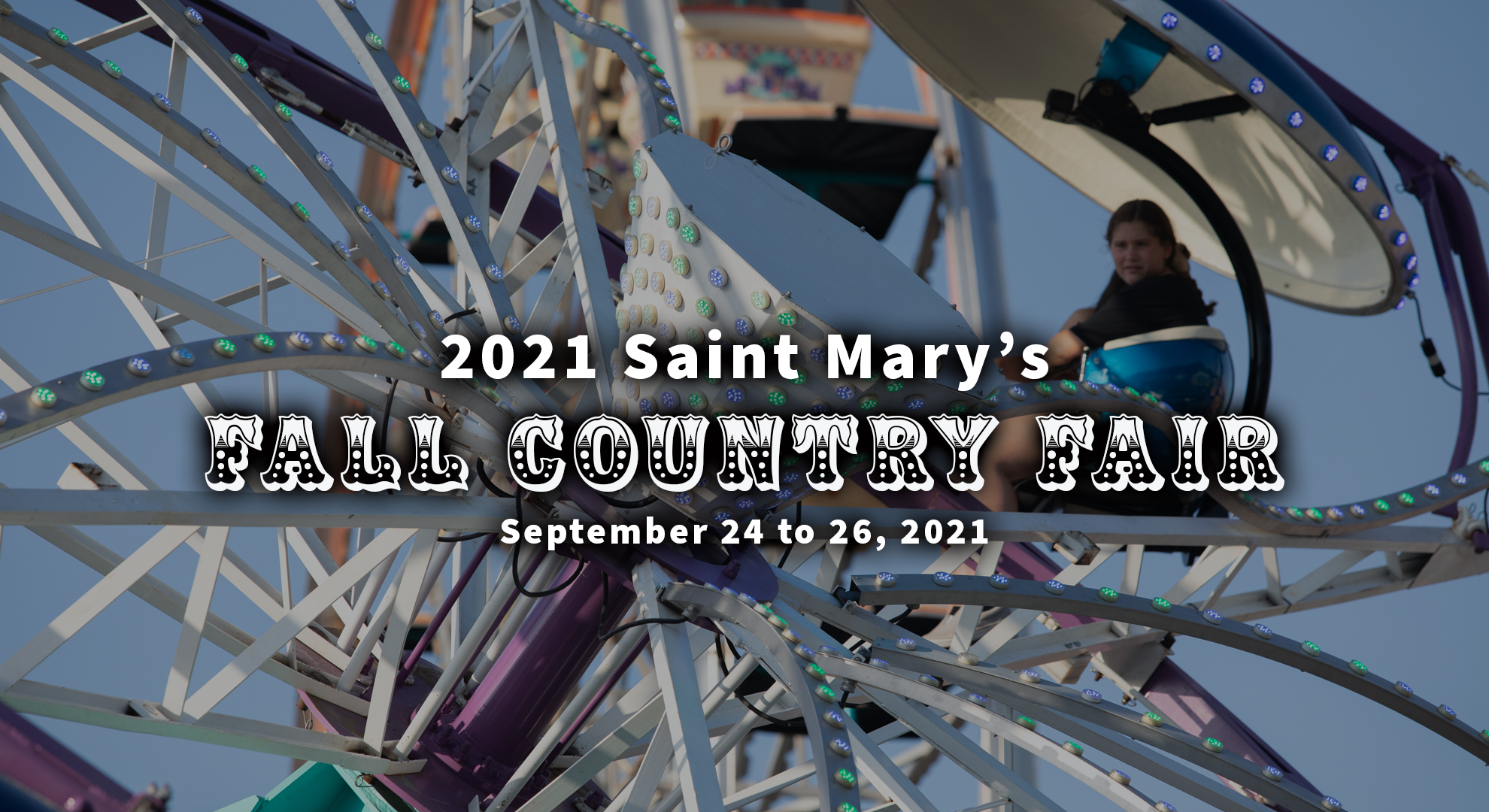 Join us for the 3rd Annual Fall Country Fair at Saint Mary Church in Middletown, NJ!