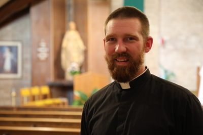 Father Kelly Edwards