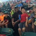Appreciation Night Out at Mallards Game