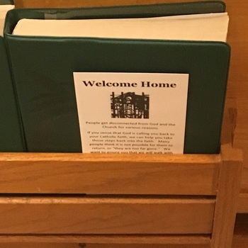 Catholics Welcome Home - A Special Invitation at Our Christmas Masses