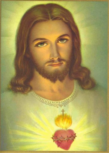 Sacred Heart of Jesus, Friday June 15 - Pray for Our Priests