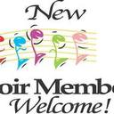 NEW CHOIR MEMBERS WELCOME!