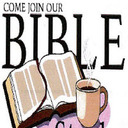 COME AND JOIN OUR BIBLE STUDY