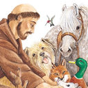 FEAST DAY OF ST. FRANCIS OF ASSISI BLESSING OF THE ANIMALS