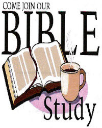 COME JOIN OUR BIBLE STUDY