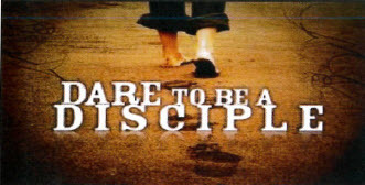 OLGC YOUNG ADULT MINISTRY - DARE TO BE A DISCIPLE, NEXT GATHERING: SEPTEMBER 3