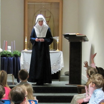 Liturgy of the Word for Children