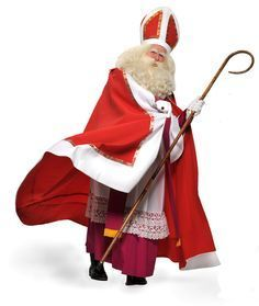Visit from St. Nicholas!