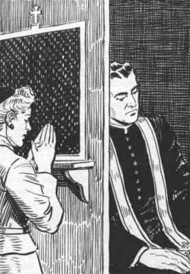 Confessions will be heard today at 1:00 p.m. Two priests will be available to celebrate this sacrament of forgiveness. Come and experience the mercy of God.