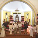 St. Martin of Tours held a Christmas Vigil Mass