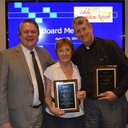DTC honors outgoing board members
