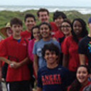 IWA High School students participate in the 28TH Annual Adopt-A-Beach Fall Cleanup