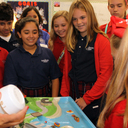 Students learn about water cycle and conservation