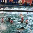 Angels compete in first&nbsp; <div>  swim meet of the season </div>