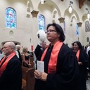 Red Mass speakers <div>  emphasize justice and mercy </div>