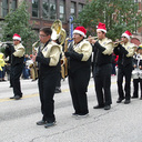 Centurion Band participates in parade benefitting children