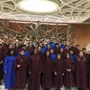 Cathedral Choir in Rome, will perform at New Year's Mass